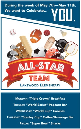 lakewood allstar